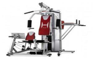 Bodybuilding multi station