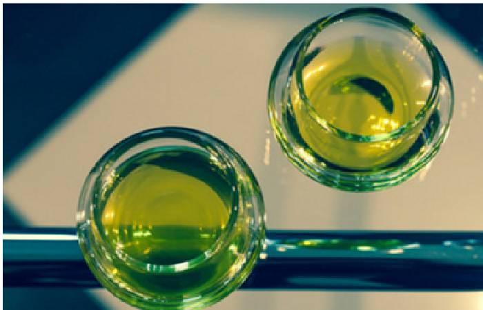Use oil & vinegar