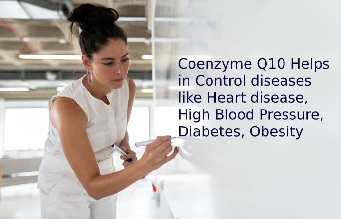 Coenzyme Q10 Benefits