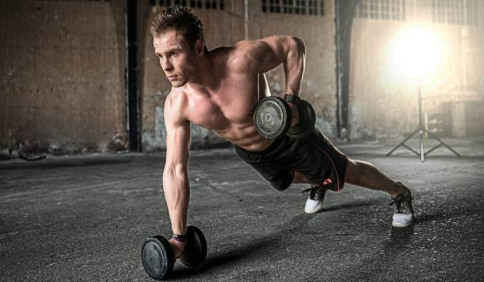 Exercises with Right Dumbbells