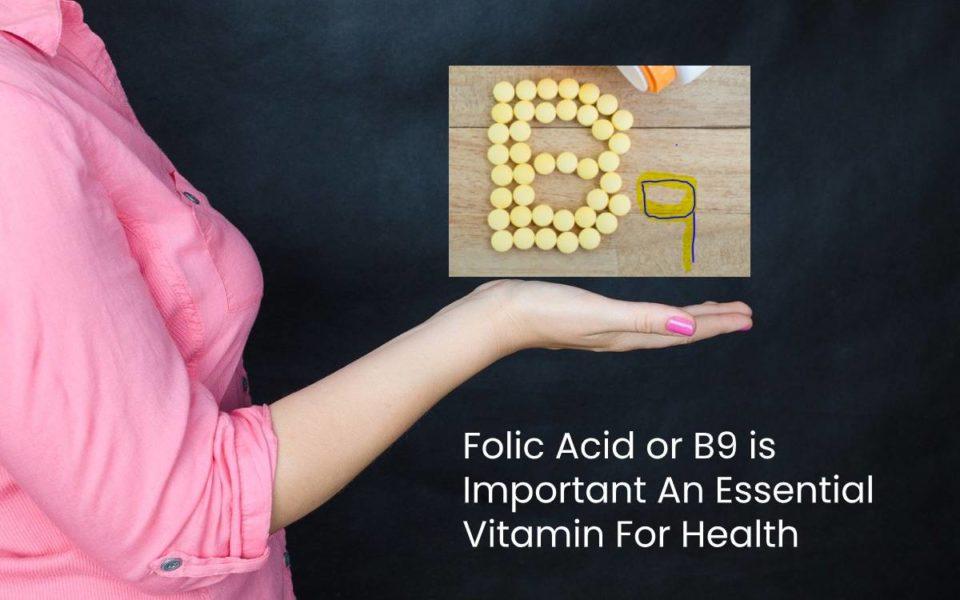 Folic Acid or B9 Future image
