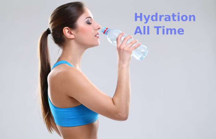 Hydration all time