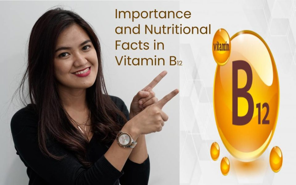 Importance and Nutritional Facts in Vitamin B12