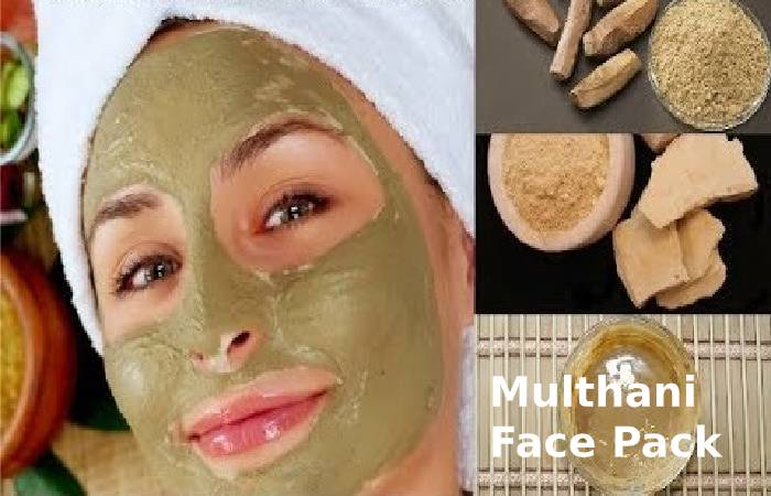 Multhani face pack