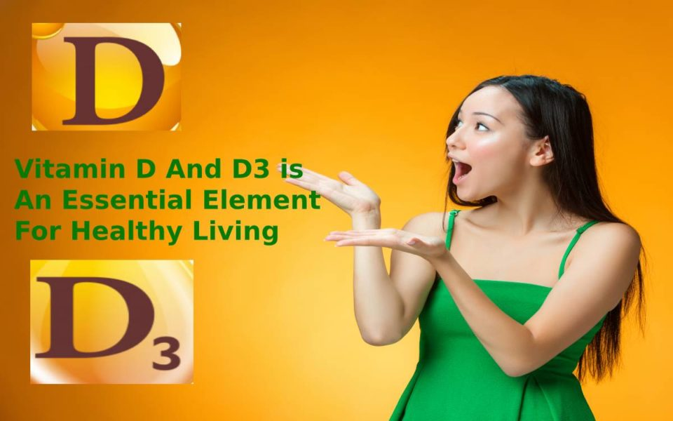 Vitamin D is an essential element