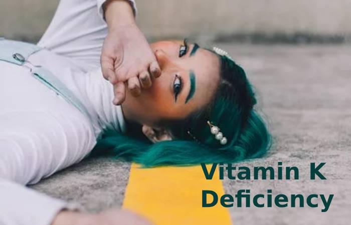 Vitamin K deficiency