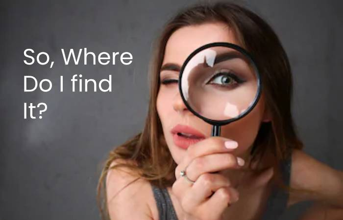Where do i find