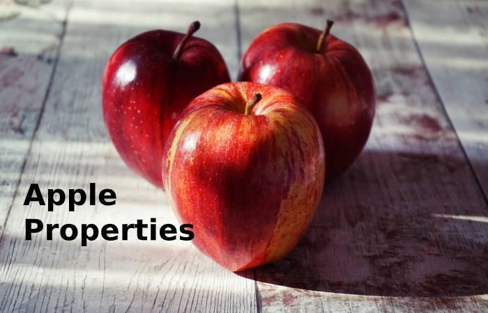 Apple Properties