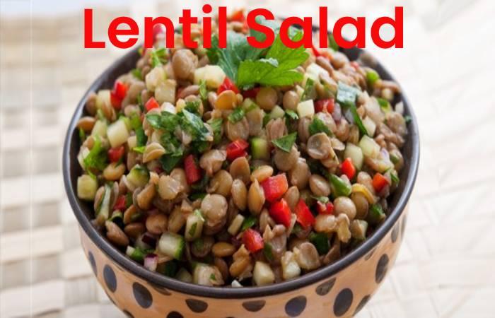Lentel salad