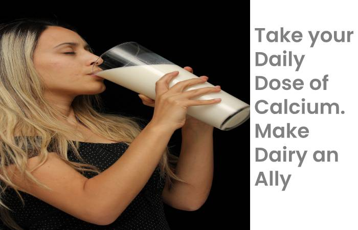 Take your daily dose of calcium