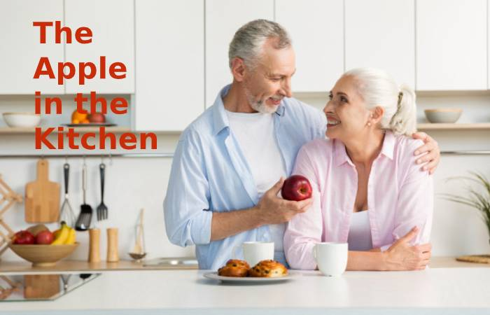 The Apple in the kitchen