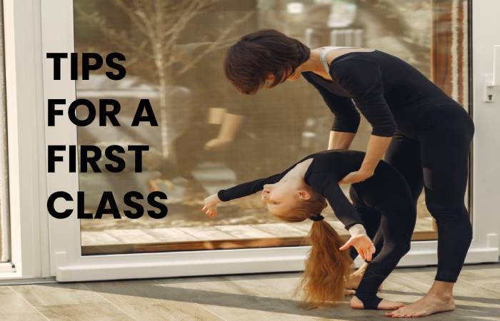 Tips for first class