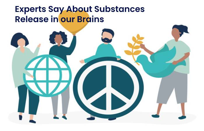 Experts Say About Substances Release in our Brains