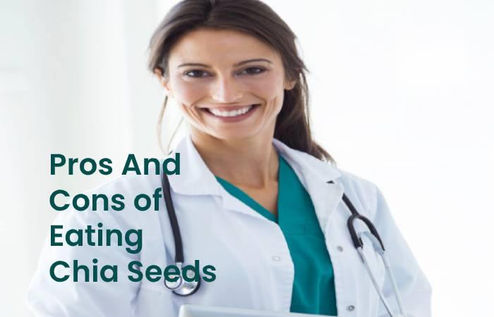 Pros And Cons of Eating Chia Seeds