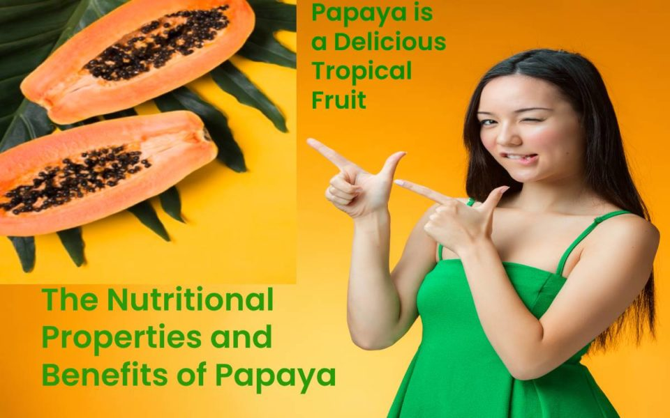 The Nutritional Properties and Benefits of Papaya