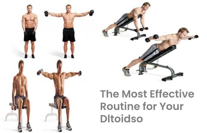The most effective routine for your deltoids