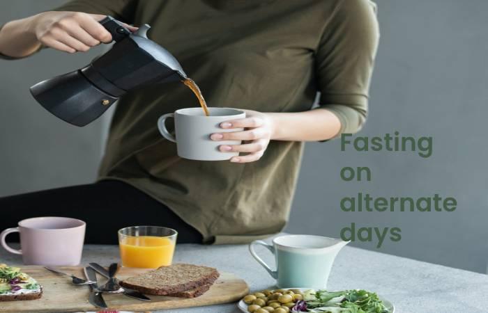 Fasting on alternate days