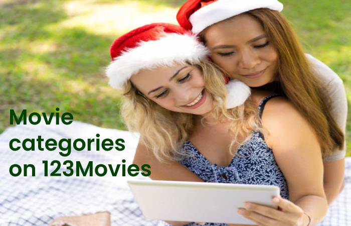 Movie categories on 123Movies