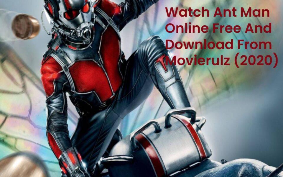 Ant Man Online