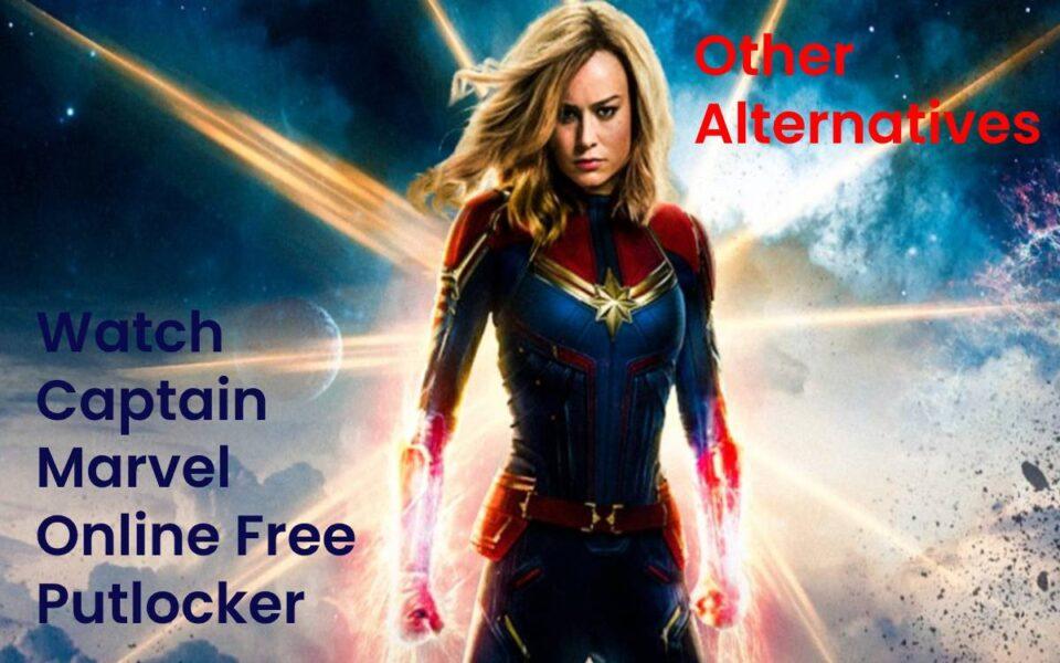 Watch Captain Marvel Online Free On Putlocker