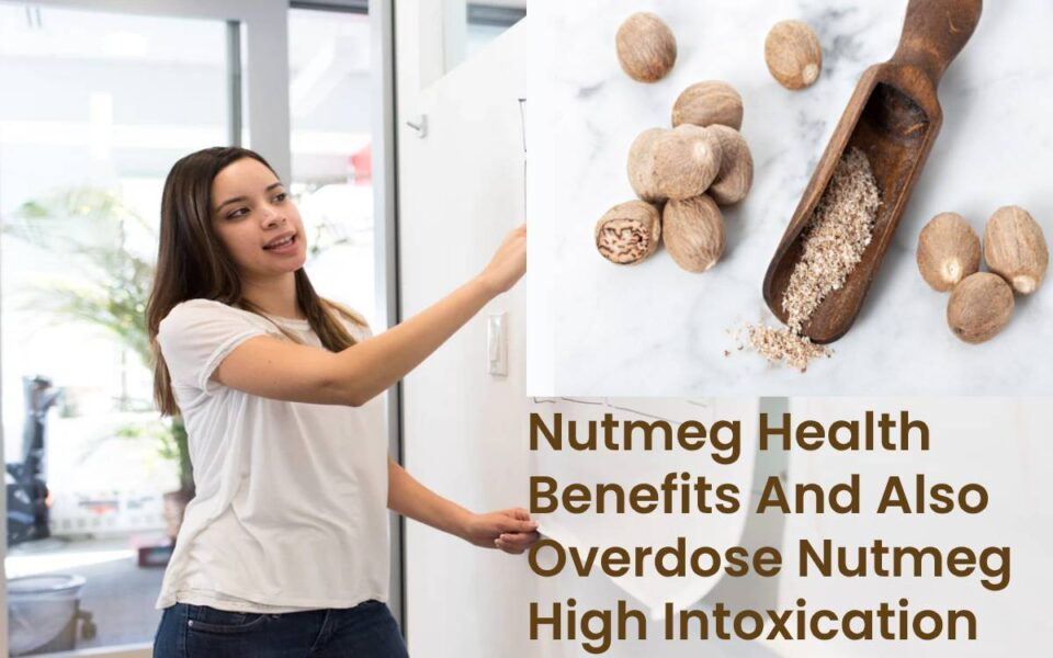 Nutmeg Health Benefits And Also Overdose Nutmeg High Intoxication