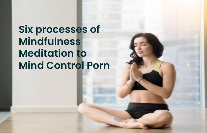 Six processes of mindfulness meditation to Mind Control Porn
