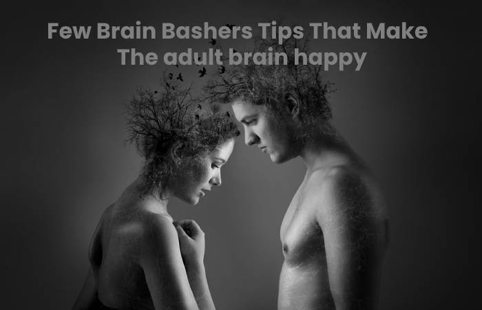 The adult brain happy