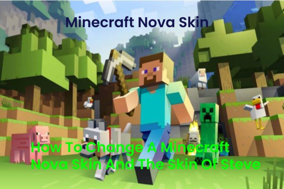Minecraft Nova Skin
