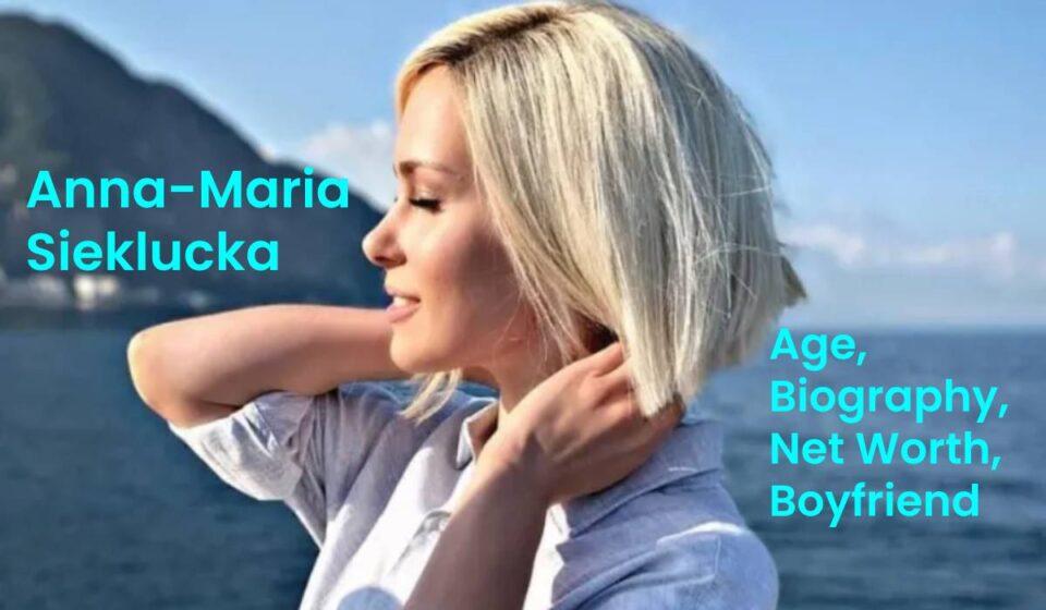 anna-maria sieklucka