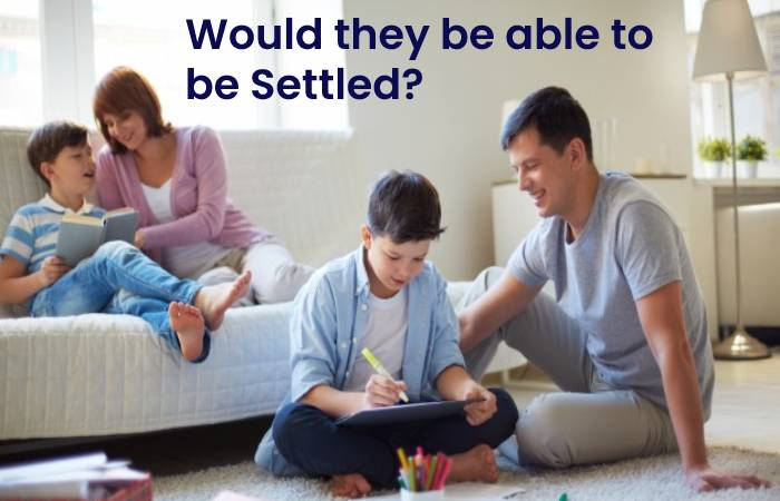 Would they be able to be Settled