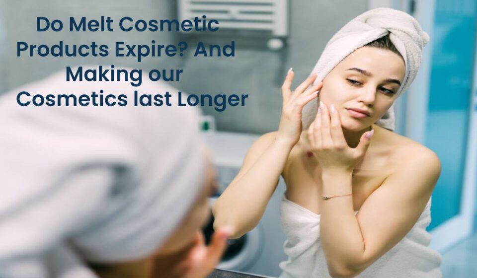 Melt Cosmetics expires or last longer